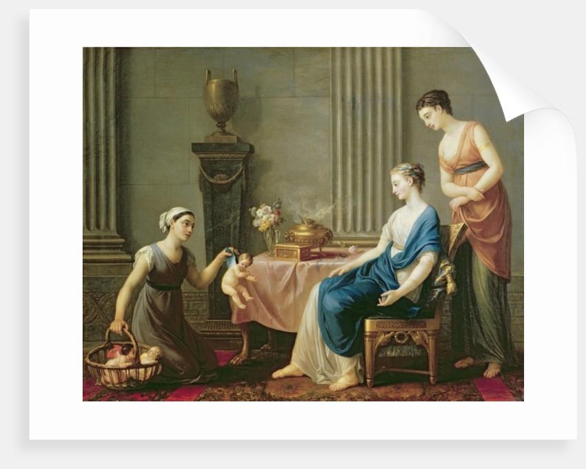 The Seller of Loves by Joseph-Marie