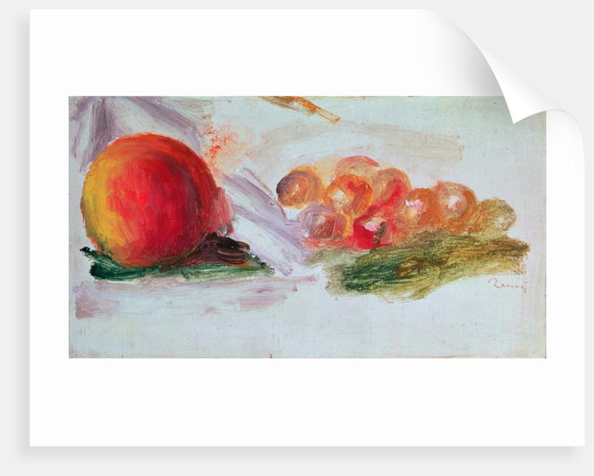 Fruit by Pierre Auguste Renoir
