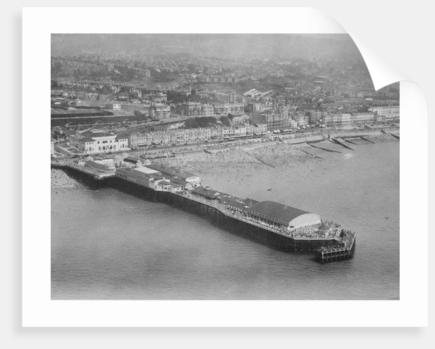 The Pier, Hastings by English Photographer