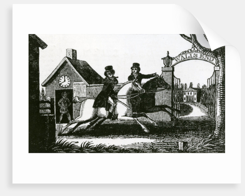 Hunting Razors or Shaving made easy on Horseback if required by English School