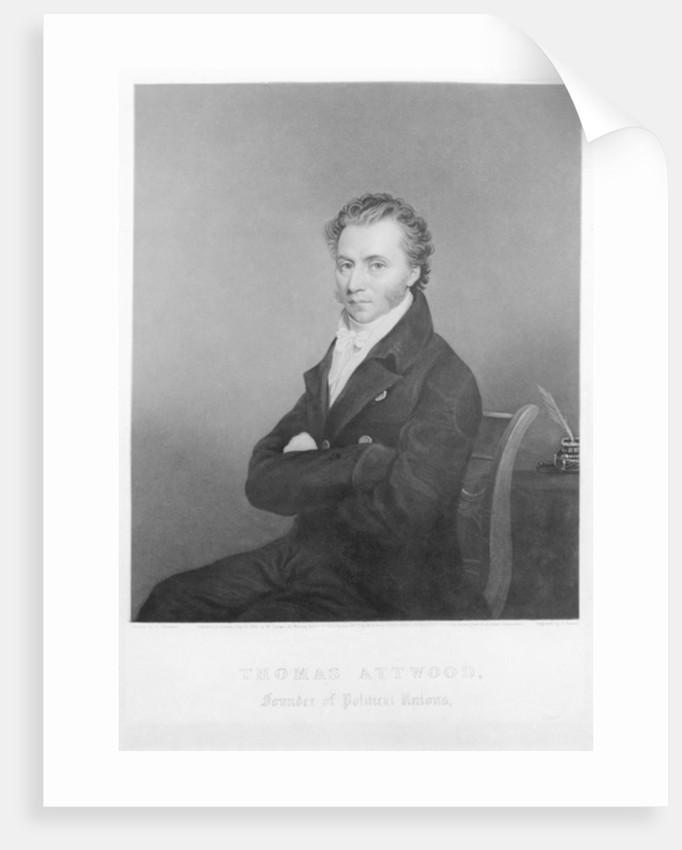 Thomas Attwood by George Sharples