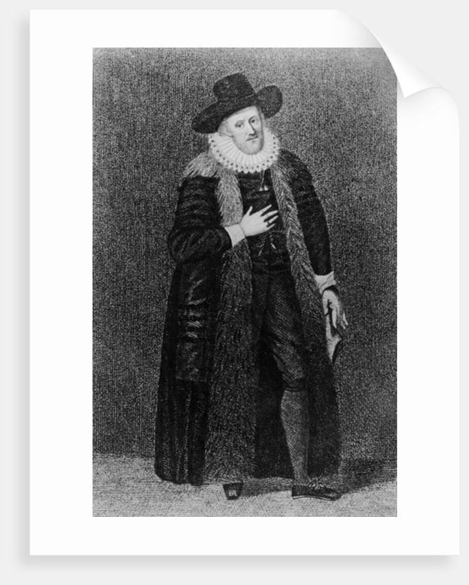 Edward Alleyne by Harding