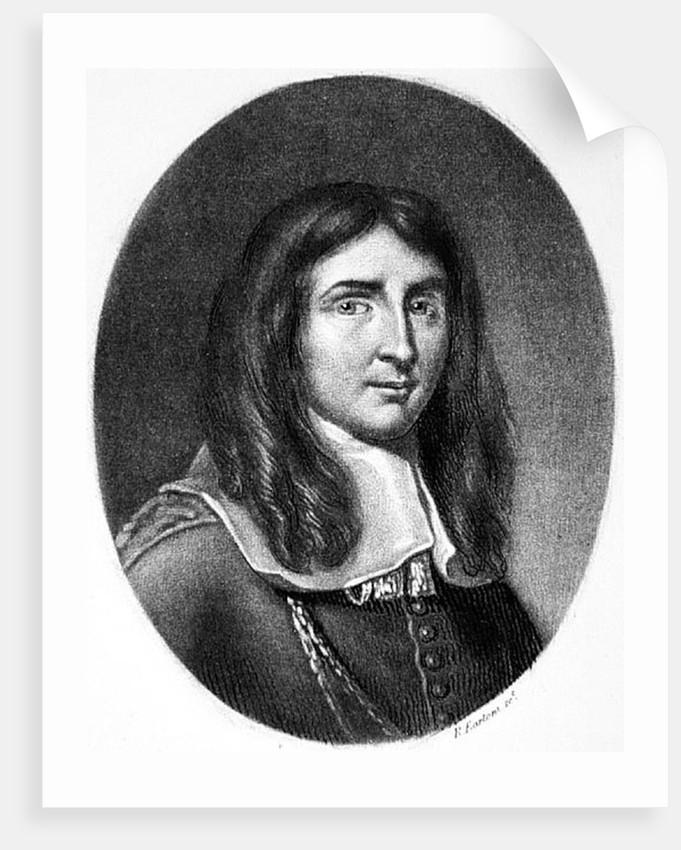 Portrait of Richard Cromwell by English School