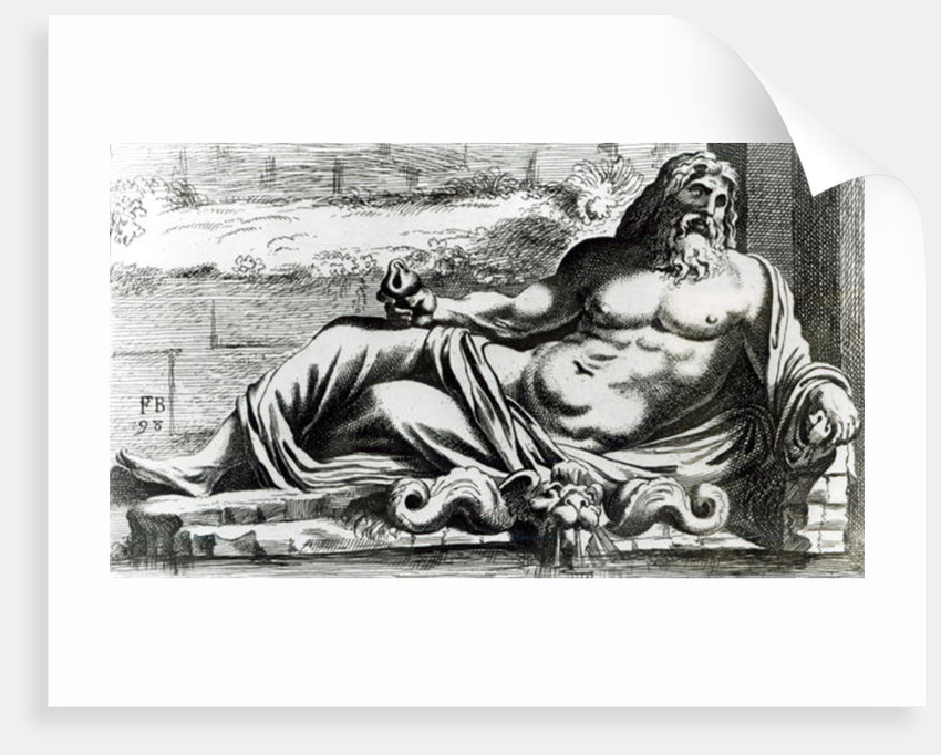 Neptune by Francois Perrier