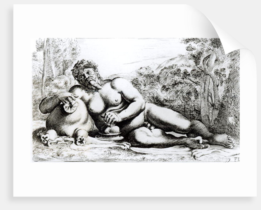 Silenus by Francois Perrier