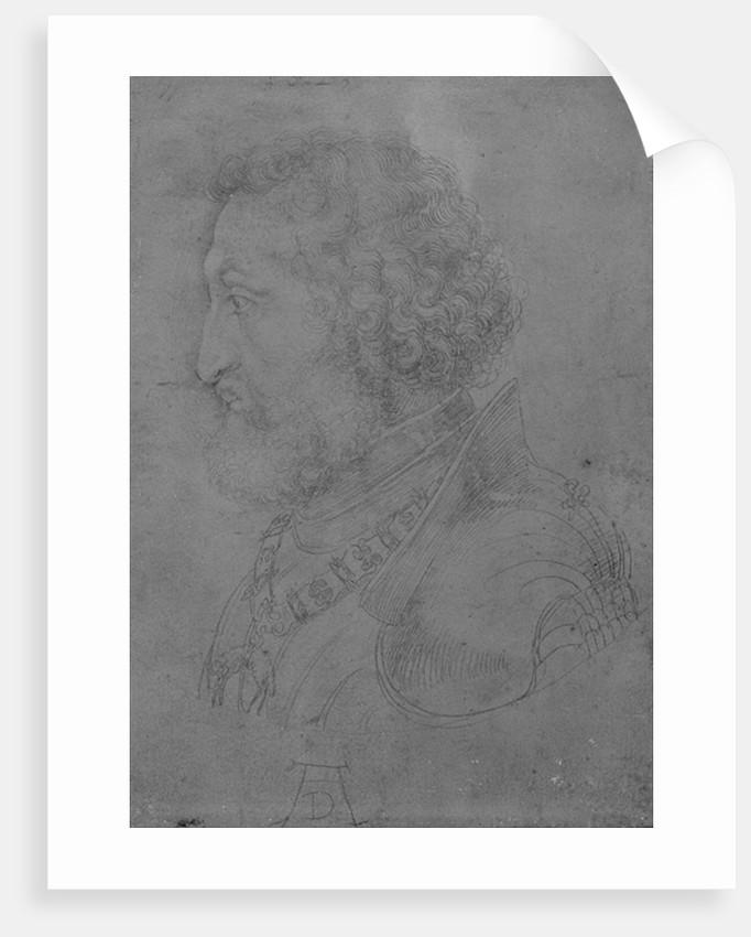 Frederick II of the Rhine, Elector Palatine by Albrecht Dürer or Duerer