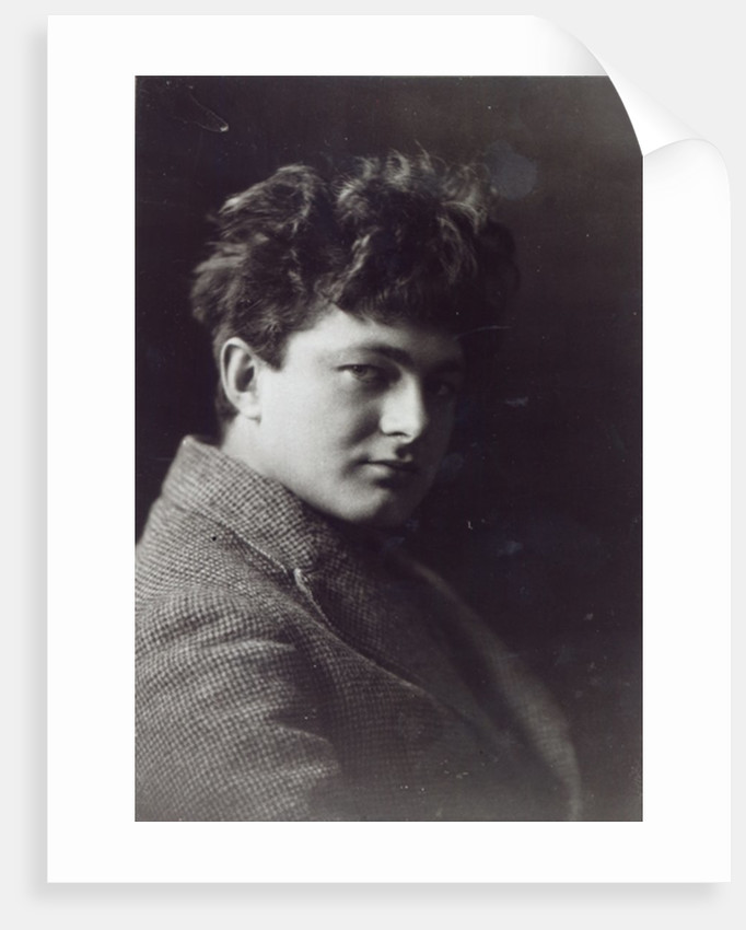 Mark Gertler by English Photographer