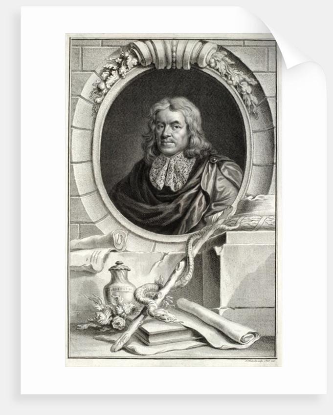 Thomas Sydenham by Sir Peter Lely