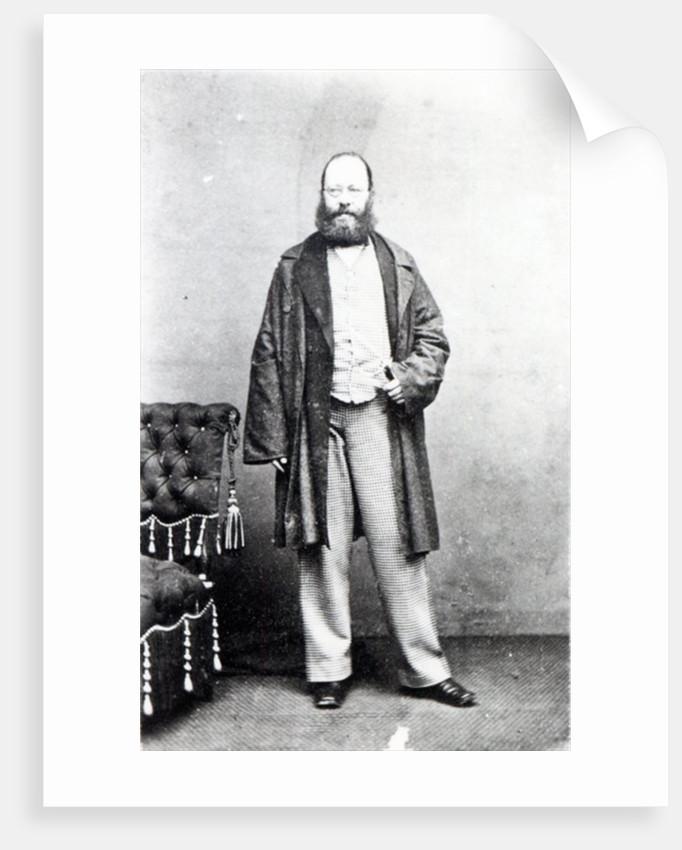 Edward Lear by English Photographer