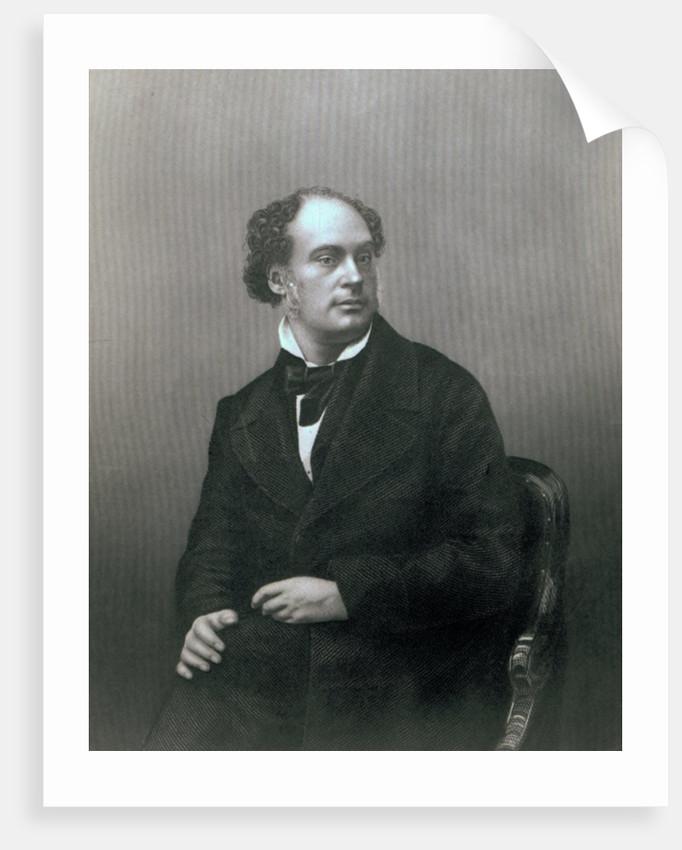 Daniel Maclise, Esq. RA by John Jabez Edwin Paisley Mayall