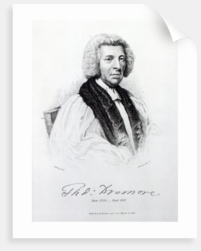 Thomas Percy, Bishop of Dromore by Lemuel Francis Abbott