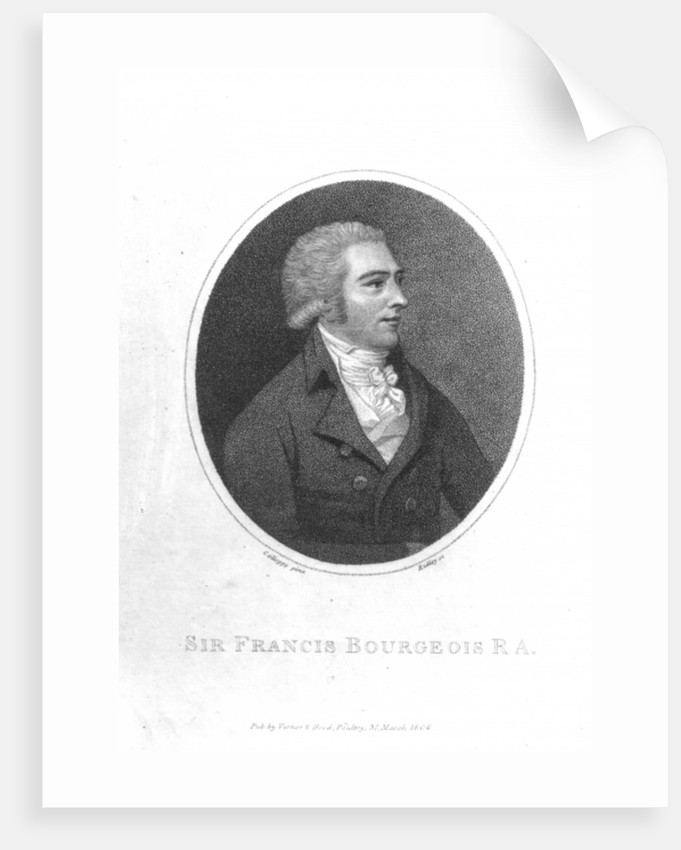 Sir Francis Bourgeois by English School