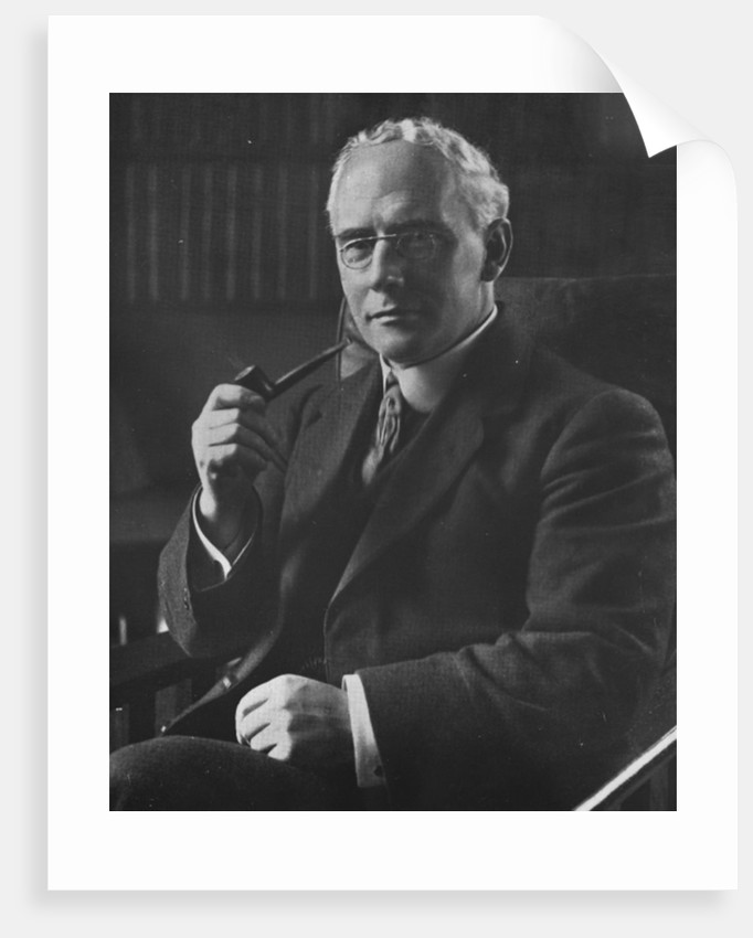 Albert Frederick Pollard by English Photographer