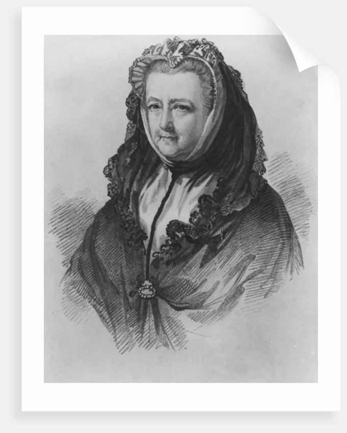 Mrs Mary Delany by John Opie