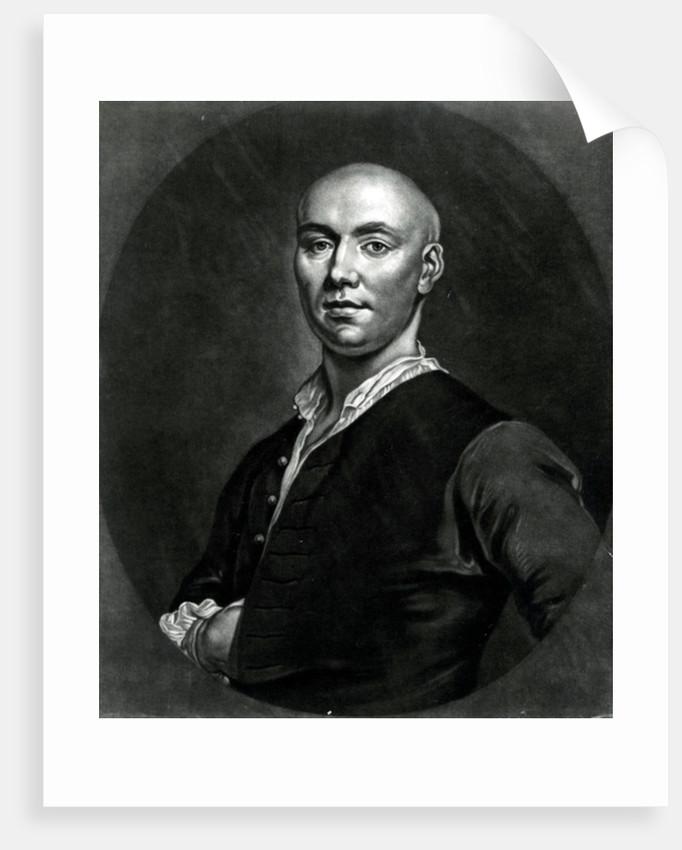 John Broughton by John Ellys