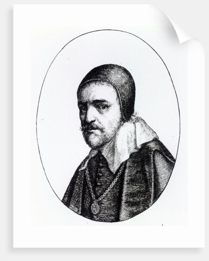 Thomas Wentworth, 1st Earl of Strafford by English School
