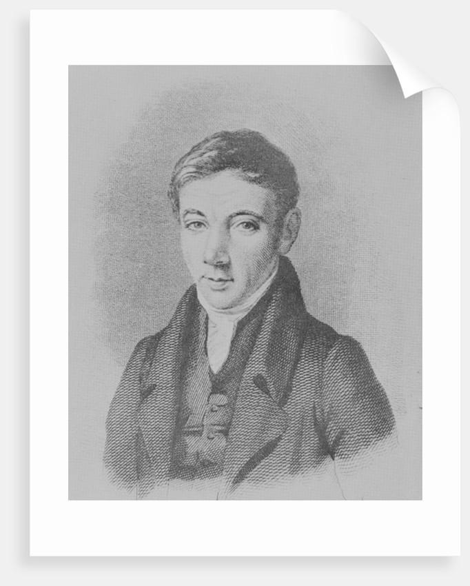 Robert Owen by Matilda Heming