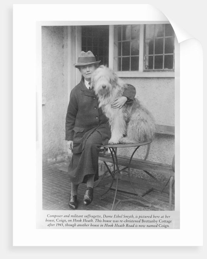 Ethel Smyth by English Photographer