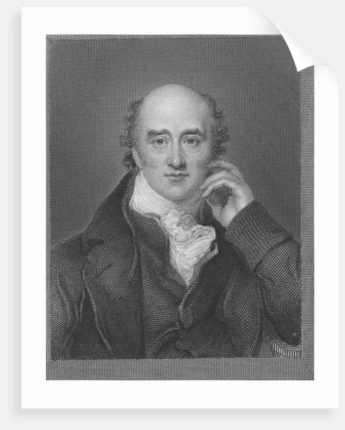 George Canning by Sir Thomas Lawrence