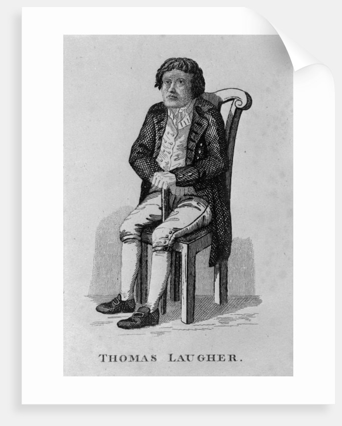 Thomas Laughter by English School