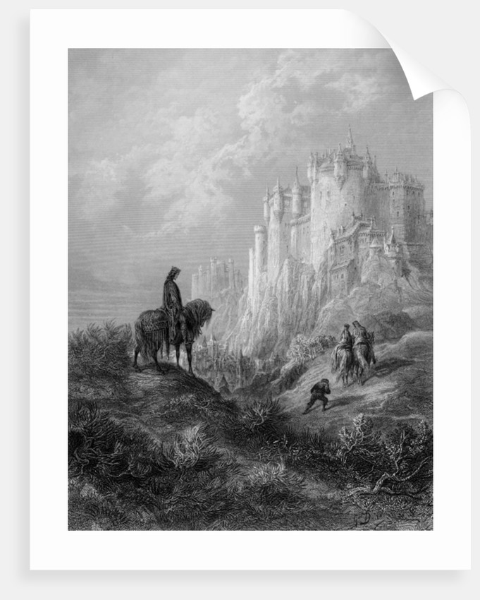 Camelot by Gustave Dore