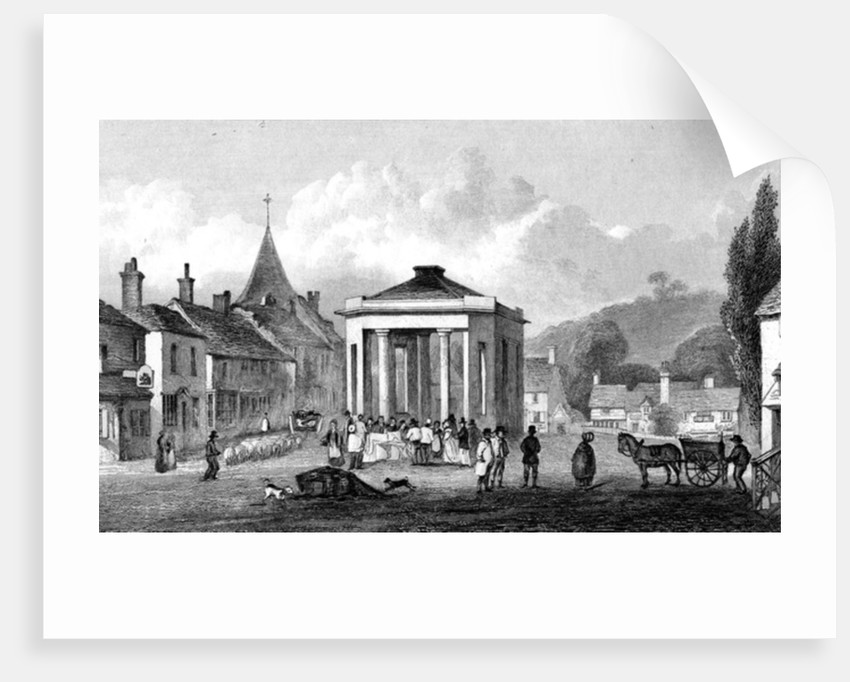 Westerham, Kent by George Sidney Shepherd
