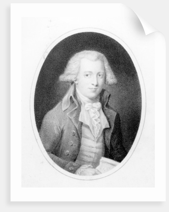 Samuel Hearne by English School