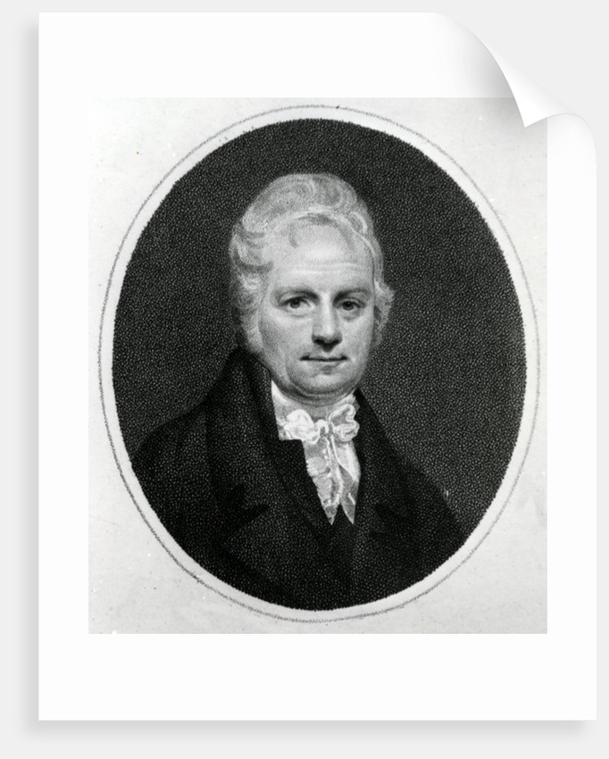 Samuel Birch Esq., print made by William Drummond by Samuel Drummond