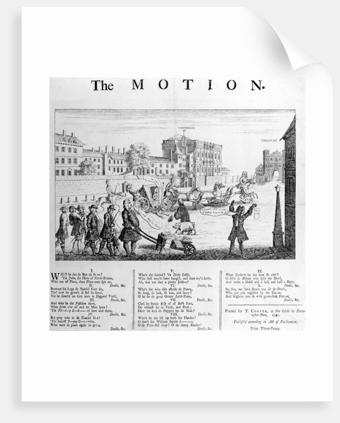 The Motion by English School