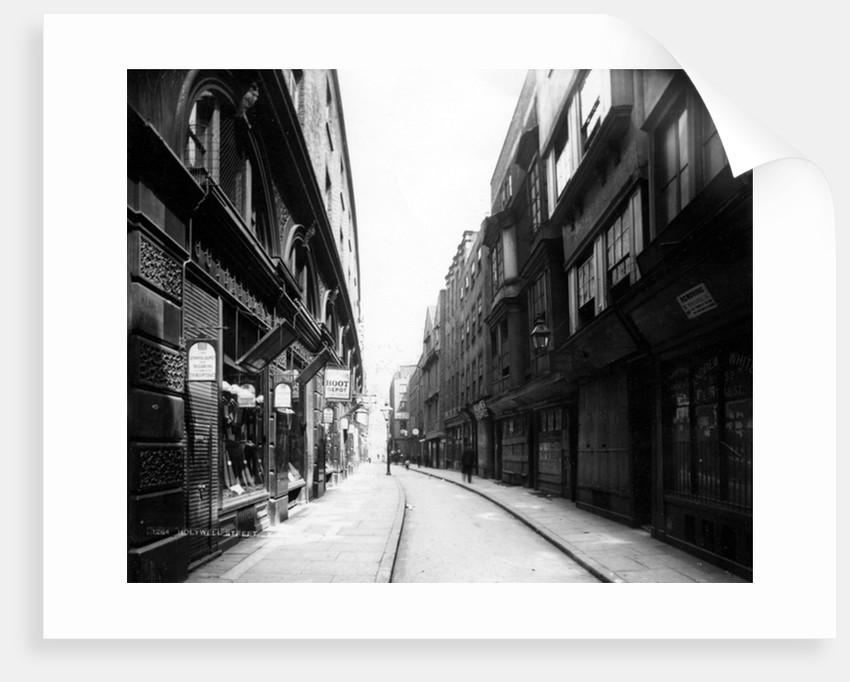 Holywell Street by English Photographer