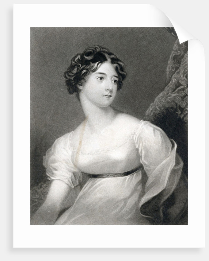 The Rt. Hon, Frances Countess of Wicklow by English School