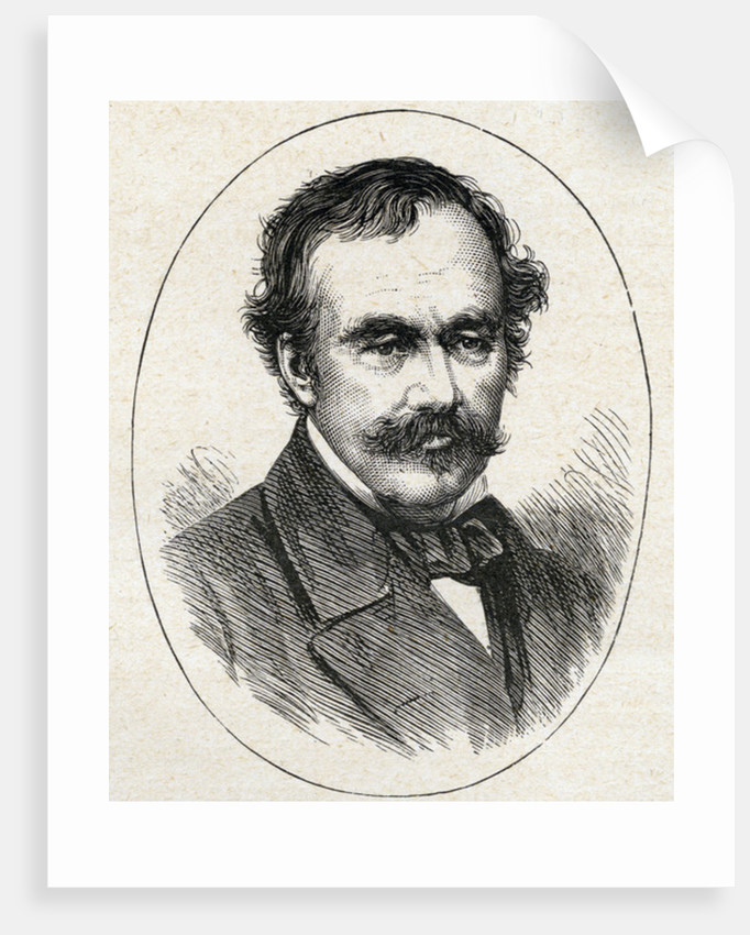 Sir James Outram by English School