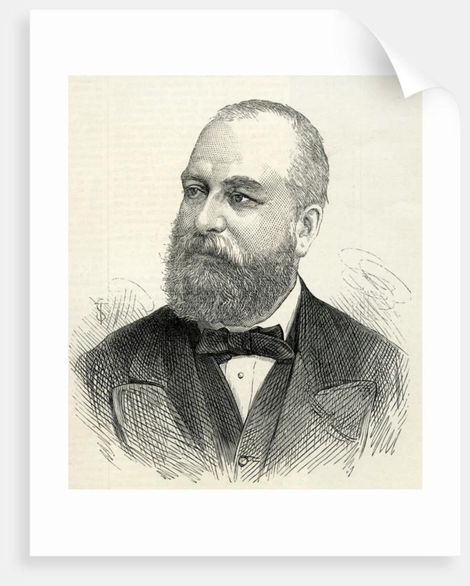 Sir Francis Philip Cunliffe-Owen by English School