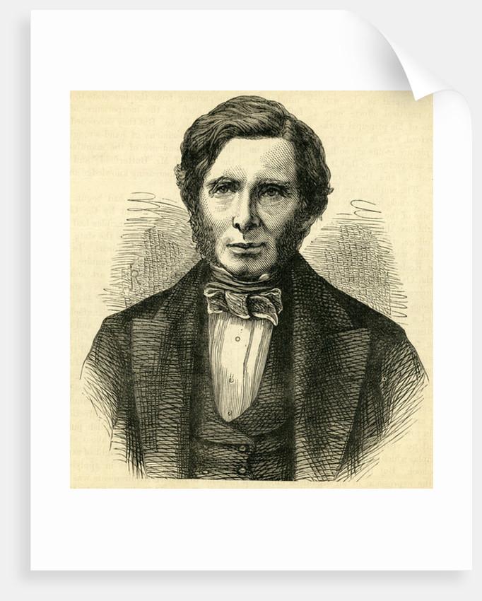 John Ruskin by English School