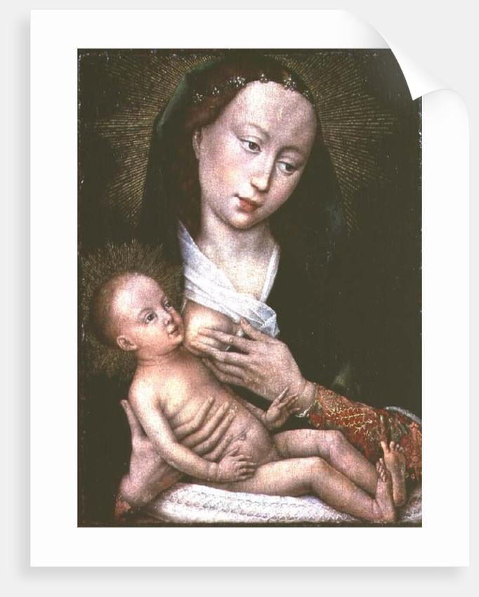 Madonna and Child by Rogier van der Weyden