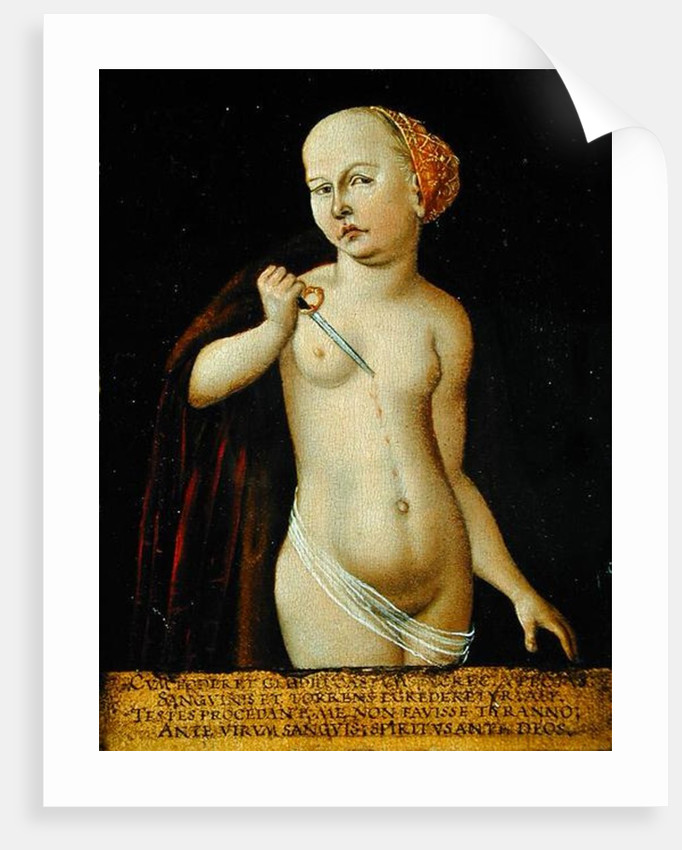 Lucrezia by Franz Timmermann