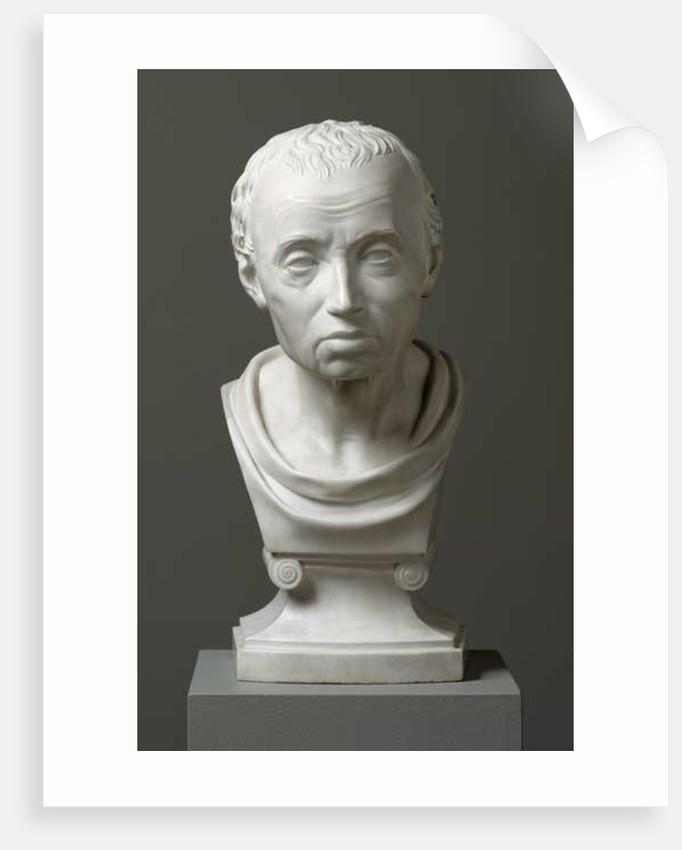 Portrait of Emmanuel Kant by Friedrich Hagemann