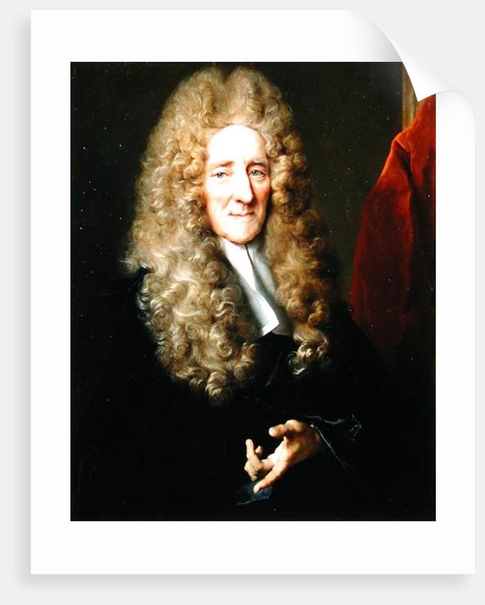 Portrait of a Man by Nicolas de Largilliere