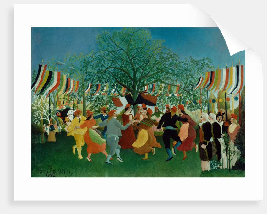 A Centennial of Independence by Henri J.F. Rousseau