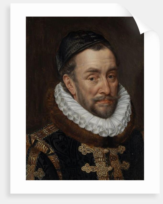 William I, Prince of Oranje by Adriaen Thomasz Key