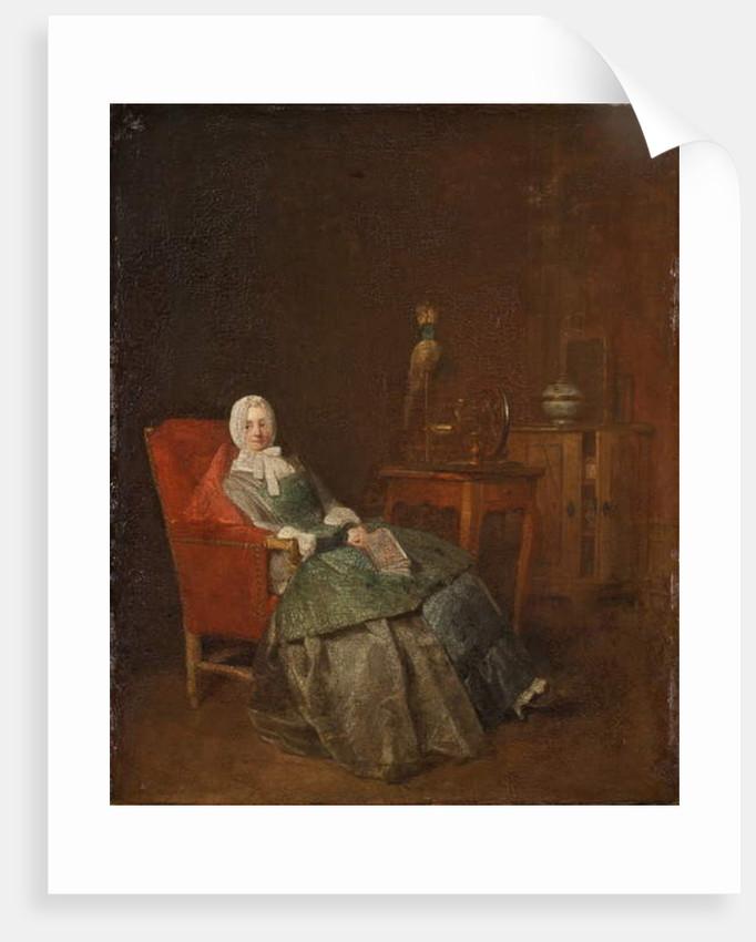 Domestic Pleasures by Jean-Baptiste Simeon Chardin