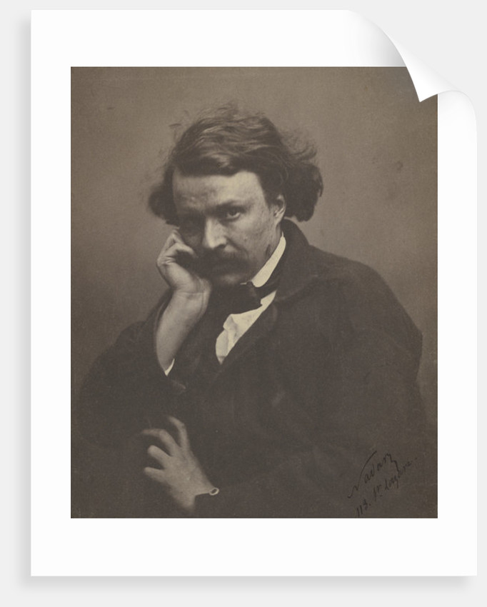 Self portrait by Nadar