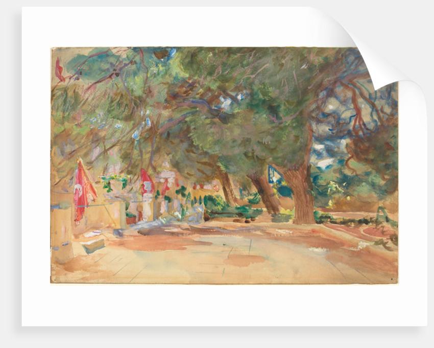 A War Memorial by John Singer Sargent