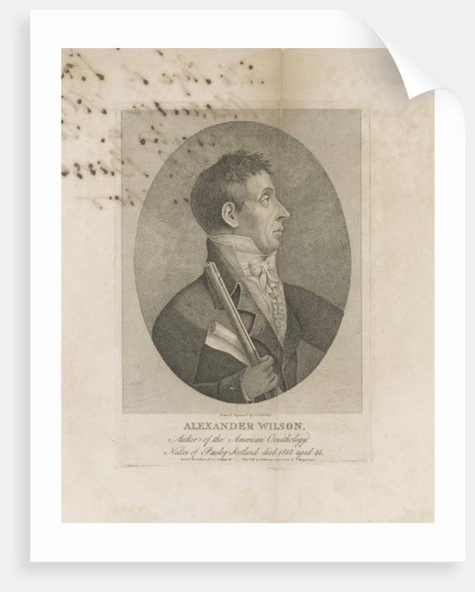Alexander Wilson by John James Barralet