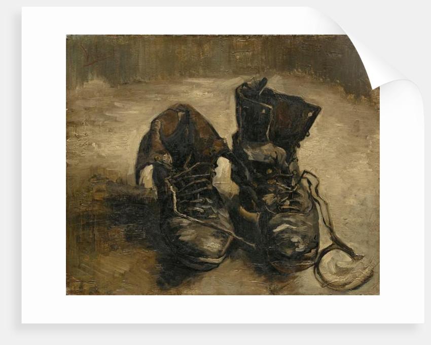 Shoes posters \u0026 prints by Vincent van Gogh