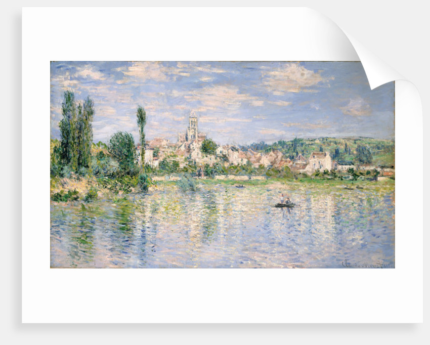 Vétheuil in Summer, 1880 by Claude Monet
