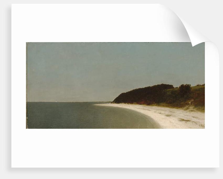 Eaton's Neck, Long Island, 1872 by John Frederick Kensett
