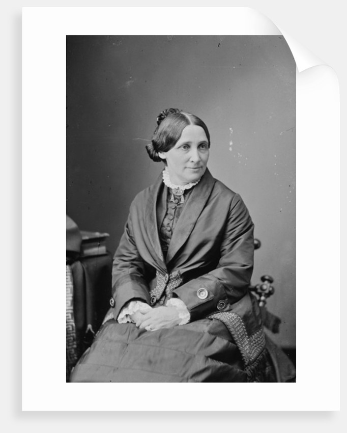 Mrs. Rutherford B. Hayes by American Photographer