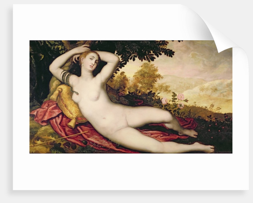 Cleopatra by Jan Massys