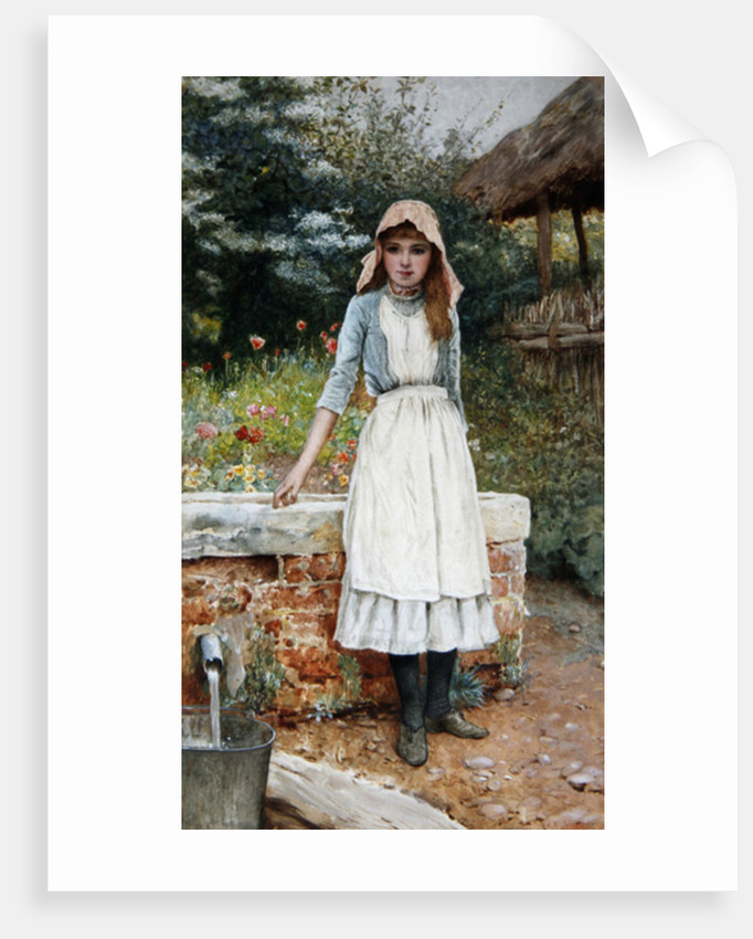 The Last Chore by Edward Killingworth Johnson